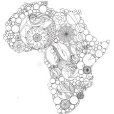 Africa Doodle (1)